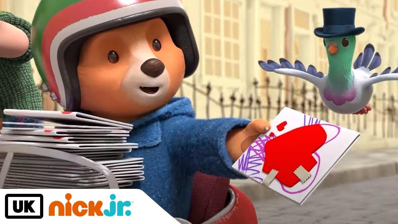 Download The Adventures of Paddington   Paddington and the Love Day cards   Nick Jr. UK
