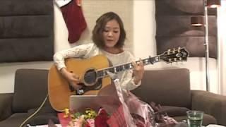 2013.12.15 森恵さんのUSTREAMライブより Megumi Mori is a rising Japa...