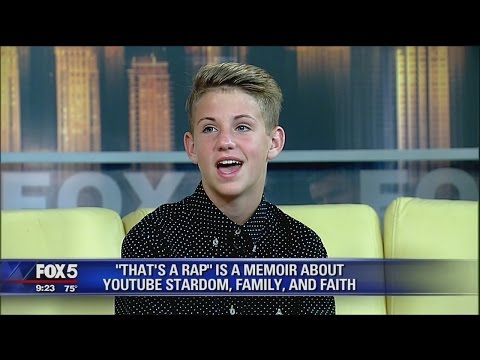 MattyB Previews New Book, 'That's A Rap'