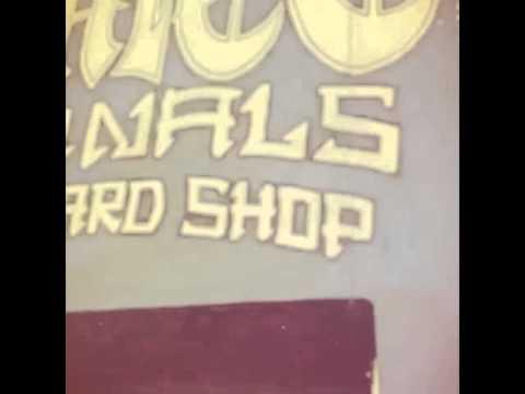 Organized Grind Streetwear Shop @ Venice Originals Skateboard Shop