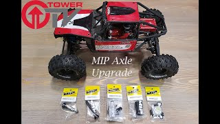 Load Video 1:  Axial 1/10 Capra 1.9 Unlimited Trail Buggy 4WD RTR