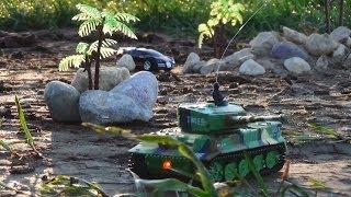 Танковая Охота (Фильм) + Обзор Танка