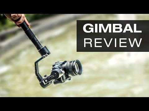 Camera gimbal: Zhiyun Crane stabilizer review