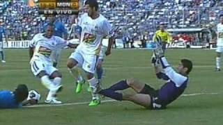 cruz azul vs morelia semifinal Joel Huiqui mano luego se hace el muertito