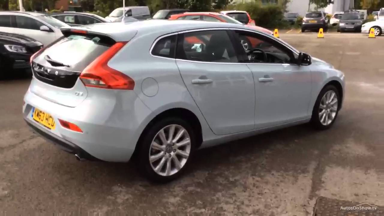 Volvo V40 sel Hatchback - Car Reviews 2018