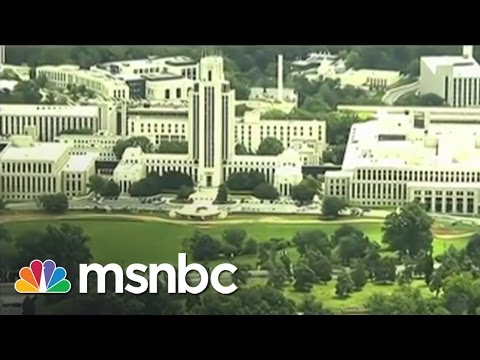 Report: Shot Fired At Walter Reed | msnbc