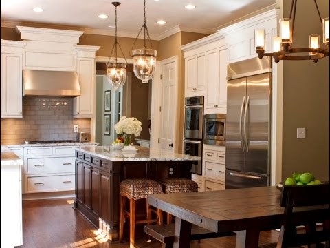 modern victorian kitchen design - youtube