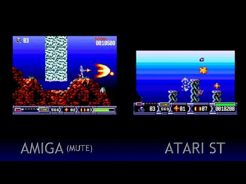 The Amiga is 30 years old today • Eurogamer net