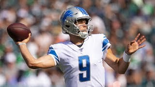 Matthew Stafford | 2019 Highlights ᴴᴰ