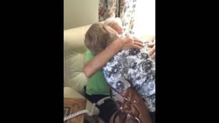 Grandpa S 90th Birthday Surprise