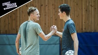 The European Freestyle Football Champion   The Best of Erlend Fagerli
