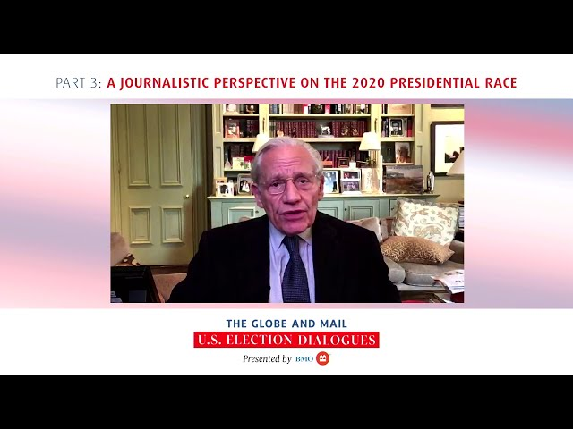 BOB WOODWARD: Concentration of Presidential Power Has Increased