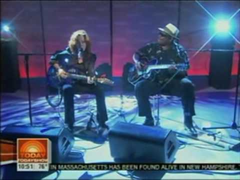 Taj Mahal & Bonnie Raitt On The Today Show!