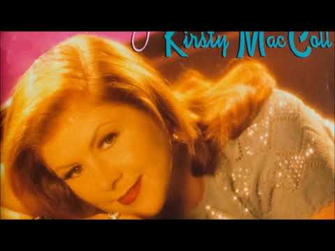 KIRSTY MacCOLL   THERE'S A GUY WORKS DOWN THE CHIP SHOP SWEARS HE'S ELVIS