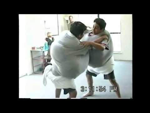 Sumo Wrestling Time