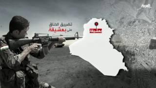 #معركة_الموصل .. حصيلة الأسبوع الأول