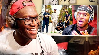 NO WAY!? | KSI Reacting to Deji x Jallow x Dax x Crypt - Unforgivable (Official Video)