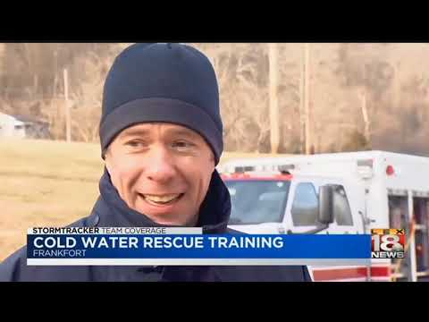 Cold Water Rescue Training