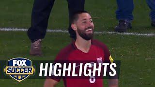 United States vs. Honduras | CONCACAF World Cup Qualifying