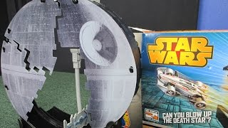 Hot Wheels Star Wars Death Star Battle Blast Track Set Product Review