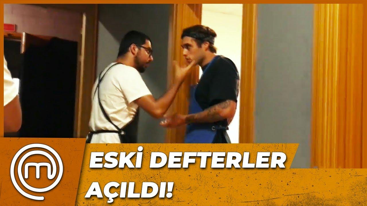 MASTERCHEF'TE OLAYLI GECE | MasterChef Türkiye 73. Bölüm
