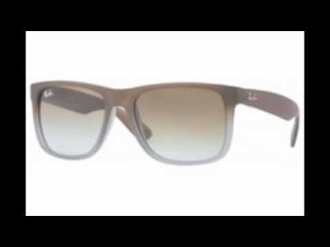 31232ca83ce4 Ray Ban Rubber Brown on Grey RB 4165 854 7Z Sunglasses - YouTube