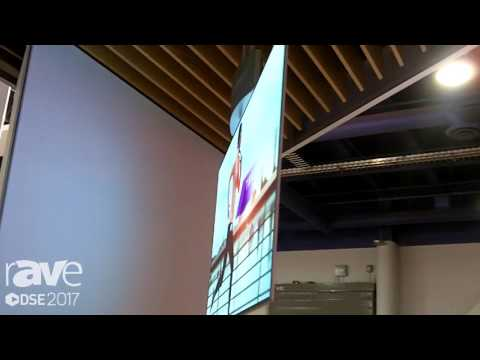 DSE 2017: LG Features Dual-View Flat OLED Display for Digital Signage