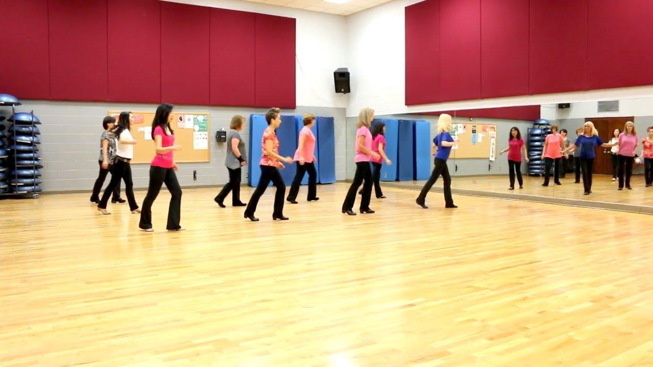 Line dancing classes perth