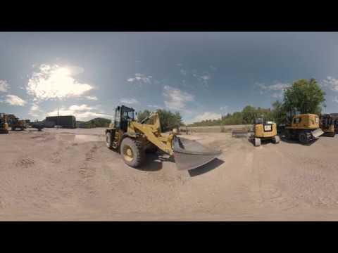 Bygg- och Anläggninsprogrammet Maskinförare - 360 Video
