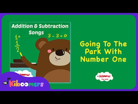 Addition and Subtraction | Addition Songs | Subtraction Songs | The Kiboomers