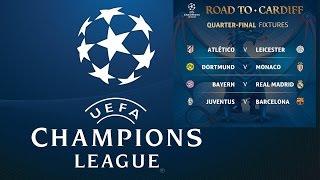 1 4 finals champions league first legs review football niberium tv 3
