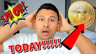 INSANE BITCOIN SCENARIO HAPPENING!!!!!!!!!!!!!!!!! [here's what's next!!!!!!!]
