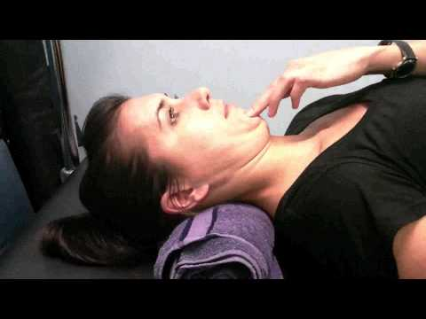 40. Physiotherapy North Sydney: Neck Pain Exercise No. 2