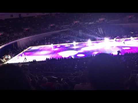Golden Moment Honolulu Opening Skate