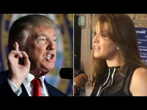 Trump slams Clinton for Miss Universe controversy