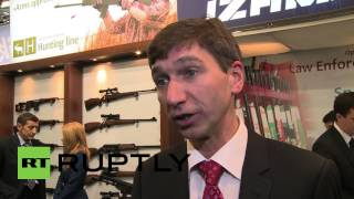 Germany: Saiga-12 is the world