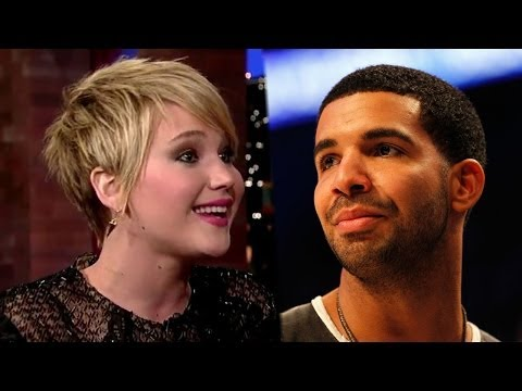 "Drake Raps About Jennifer Lawrence & Hunger Games in ""Draft Day"" Song"