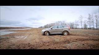 Gear Club What Volvo XC60 on Mud off road VS Mercedes G Class