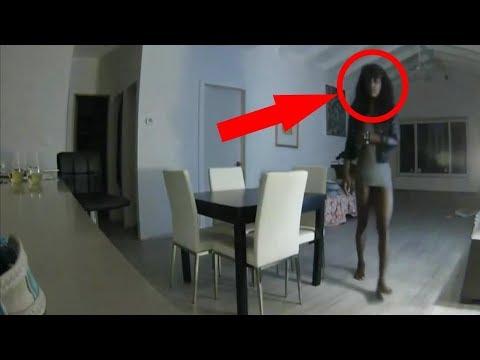 Les Activités Paranormales les plus Effrayantes Filmés en Direct | Vendredi Frisson