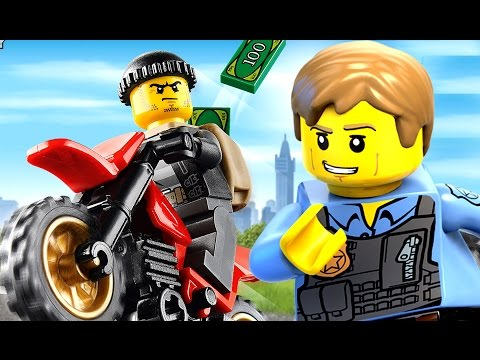 LEGO City Undercover. Прохождение - #19 «ЭПИИИИИИИК» (ФИНАЛ)