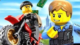 LEGO City Undercover 2017 Прохождение - Игра Мультики про Лего Полицию - Nintendo Switch