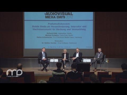 Mobile Media: Mobile als Herausforderung für Werbung und Vermarktung - Diskussion