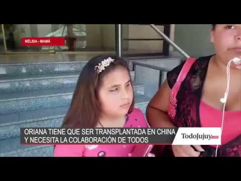Oriana necesita de nuestra ayuda, escuchá su historia