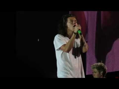 Spaces - One Direction - 7/9/15 - San Diego