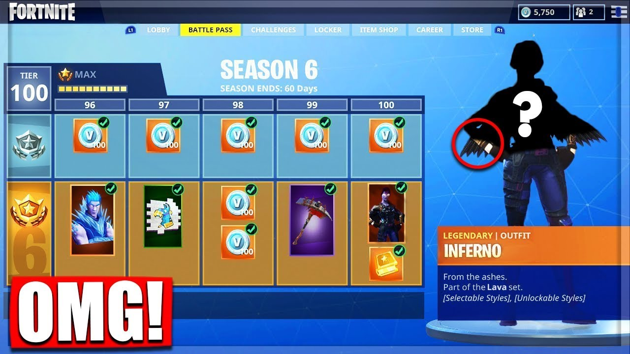 Neuer Battle Pass Season 6 Dark Skins Halloween Trailer Concept