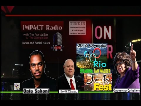 Impact: Opio Speaks with Judicial Candidate Wilkerson, Ian & Corrine Endorsement