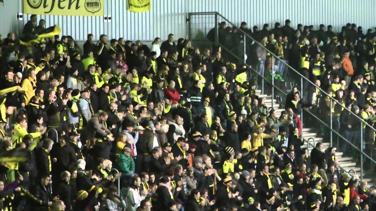 Gladbach vs BVB 1-1 Torjubel - Borussia Mönchengladbach - Borussia Dortmund 03.12.2011 Video