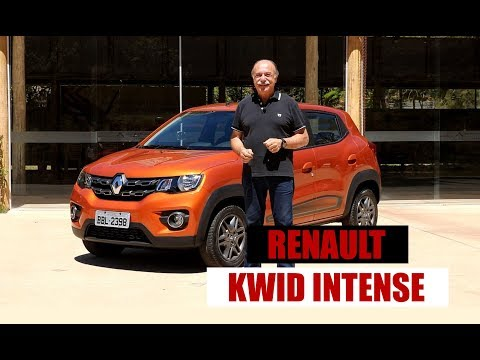 Teste Renault Kwid Intense, Por Emilio Camanzi