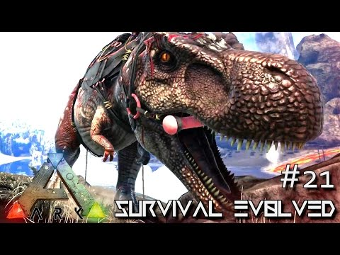ARK: Survival Evolved - WAR DAY ATTACK SL1PG8R !!! - SEASON 4 [S4 E21] (The Center Map Gameplay)