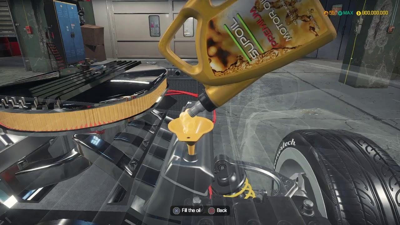 [PS4/English] Yogi and Thundercat Show-Car Mechanic Simulator